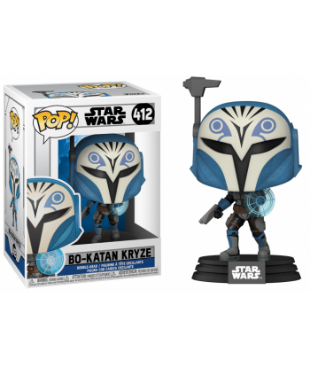 Star Wars Clone Wars Pop...