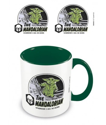 THE MANDALORIAN - WHERE I...