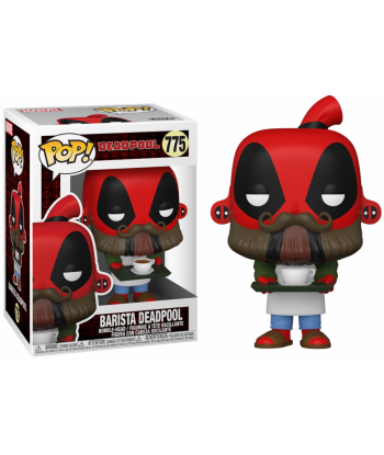 Deadpool 30Th Pop N°775 -...
