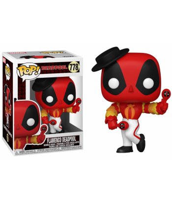 Deadpool 30Th Pop N°778 -...