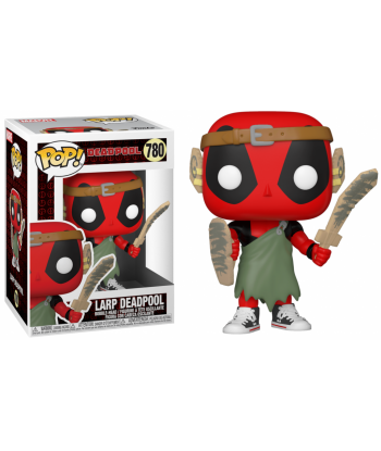 Deadpool 30Th Pop N°780 -...