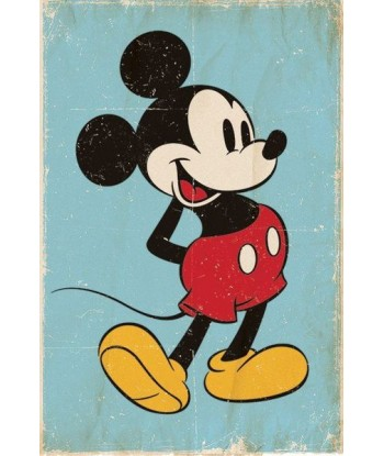 Poster 61x92 cm - Mickey Mouse