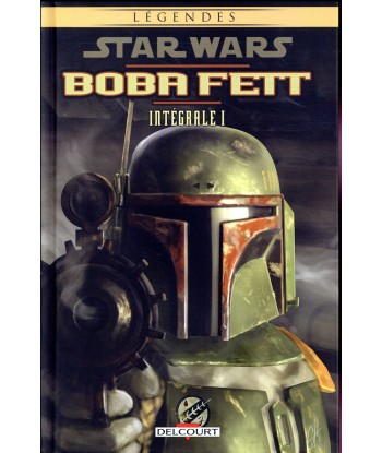 Star Wars Comics - Boba...