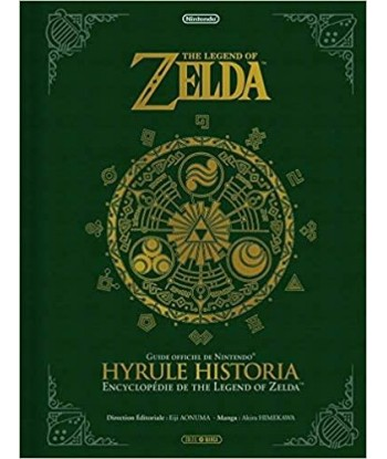 THE LEGEND OF ZELDA :...