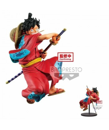 ONE PIECE - FIGURINE KING...