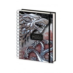 Game Of Thrones Notebook A5...