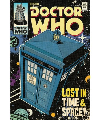 DOCTOR WHO POSTER 61x91-...