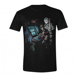 Freddy vs Jason T-Shirt Arcade
