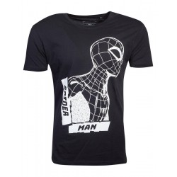 Spider-Man T-Shirt Black...