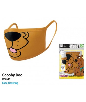 MASQUES SCOOBY-DOO (Lot de 2)
