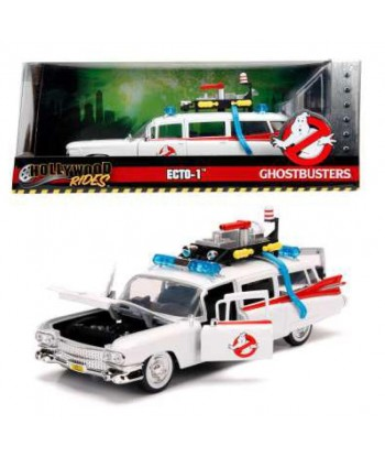 GHOSTBUSTERS - ECTO-1 1/24