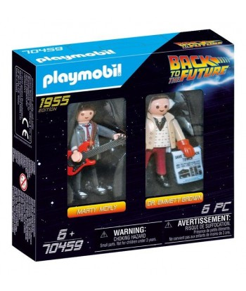 PLAYMOBIL DUAL PACK - MARTY...