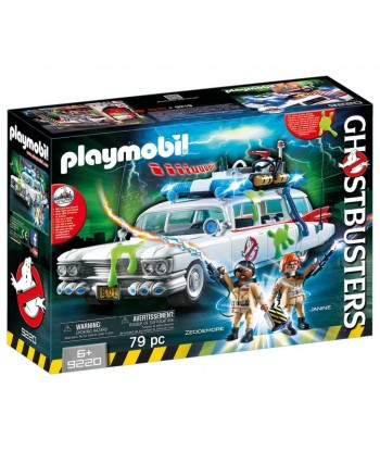 PLAYMOBIL GHOSTBUSTERS -...