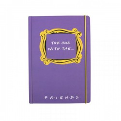 Friends Notebook A5 - The...